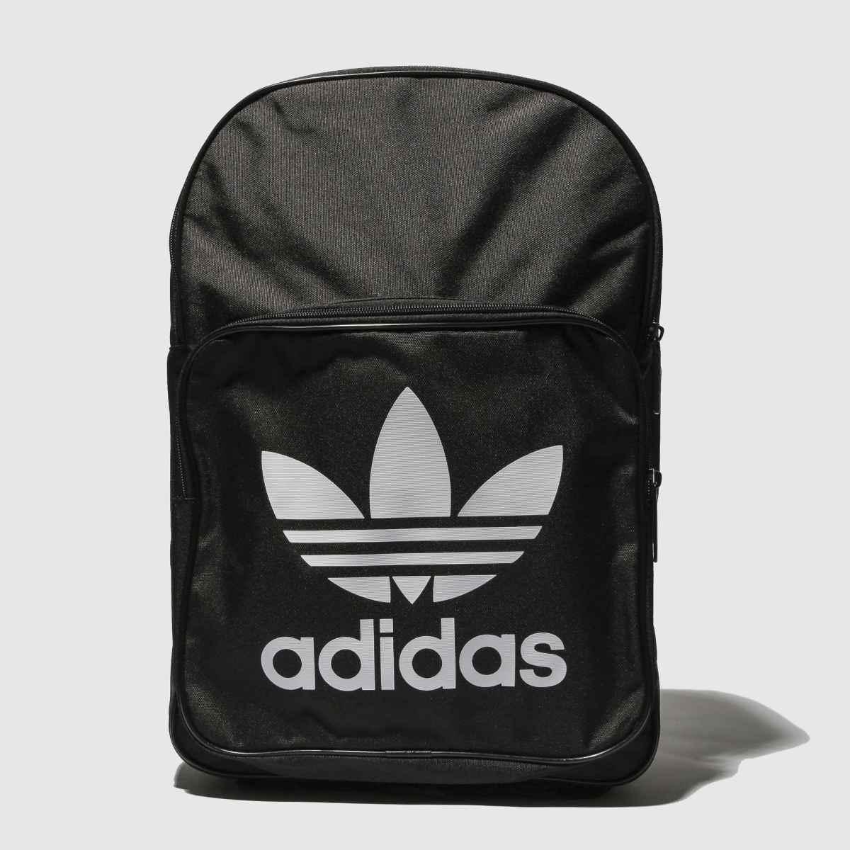 Image of Adidas Black Classic Trefoil