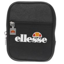 Ellesse Black & White Fiero Bags