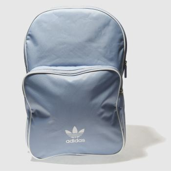 Adidas Blue Classic Backpack Adicolor Bags