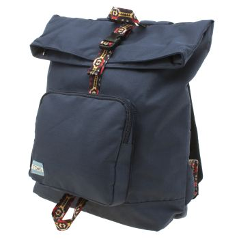 Toms Navy Magnitude Backpack Bags
