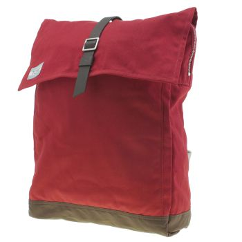 Toms Red Trekker Backpack Bags
