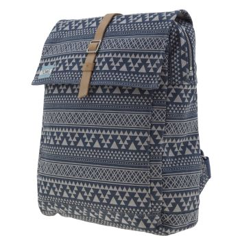 Toms Navy Trekker Backpack Bags