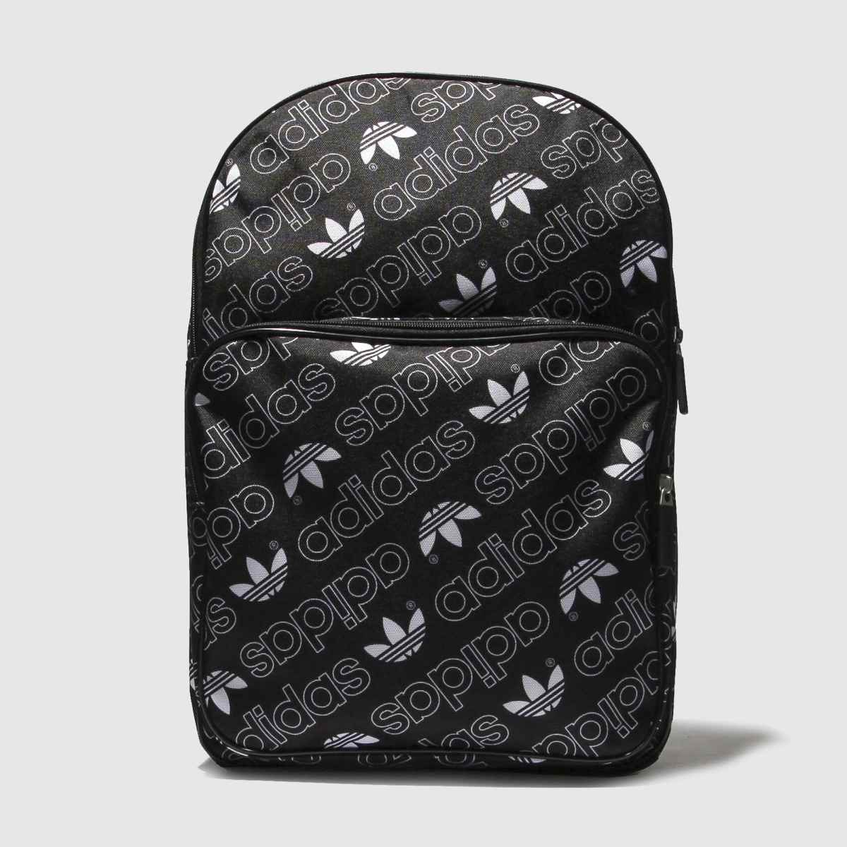 Image of Adidas Black & White Classic Backpack