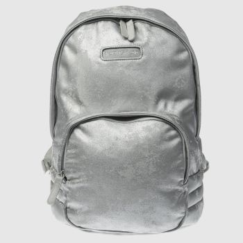 Reebok Grey Classic Freestyle Ice Backpack Bags