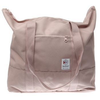 ACCESSORIES REEBOK PALE PINK CLASSIC FOUNDATION TOTE