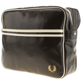 Fred Perry Black Classic Bags