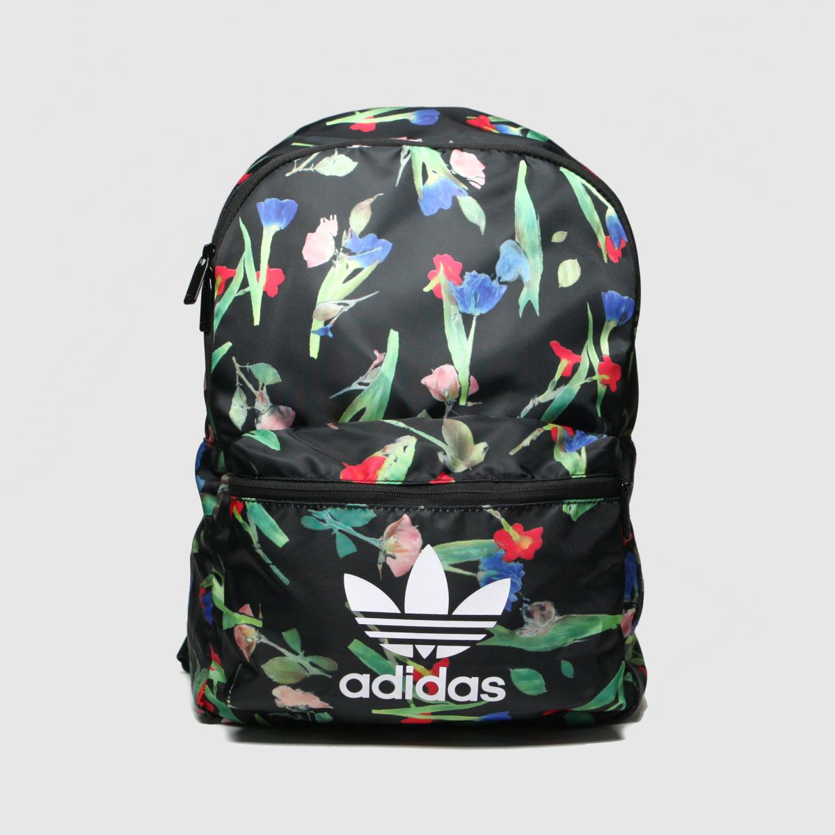 Image of Adidas Black & Green Classic Backpack