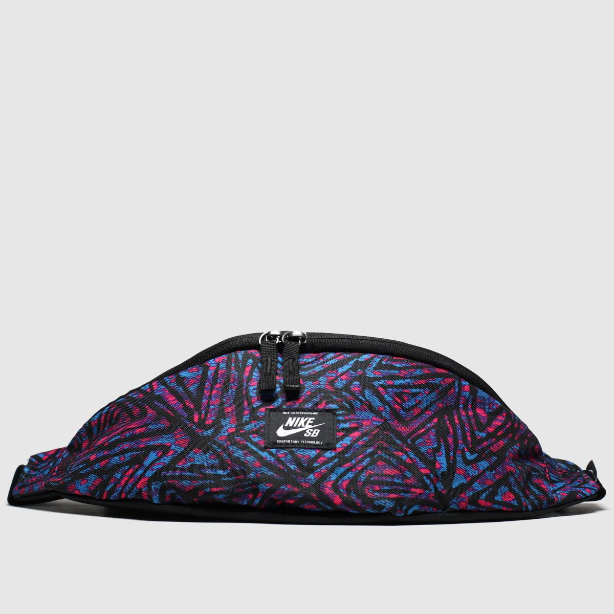 Nike SB Accessories Nike Sb Black And Blue Heritage Hip Pack