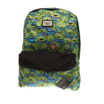 ACCESSORIES VANS GREEN TOY STORY ALIEN BACKPACK