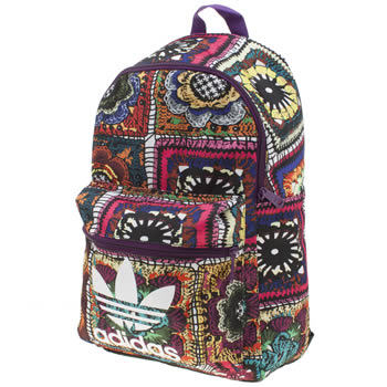 Adidas Multi Crochita Classic Backpack Bags