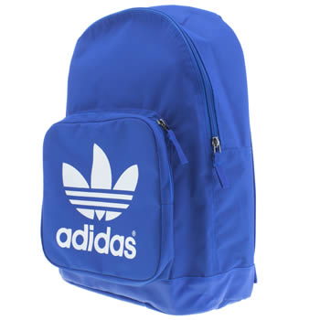 Adidas Blue Ac Backpack Class Bags