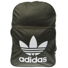 Adidas Khaki Classic Casual Backpack Bags