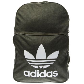 Adidas Khaki Classic Casual Backpack Taschen