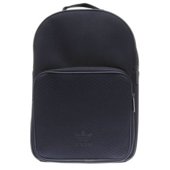Adidas Navy Classic Casual Backpack Bags