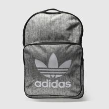 Adidas Grey & Black Classic Casual Bags