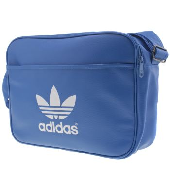 Accessories Adidas Blue Airliner Classic Bags