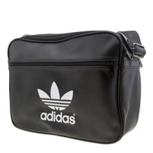 Adidas Black Airliner Classic Bags