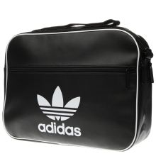 Adidas Black & White Airliner Classic Bags