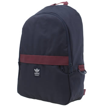 Adidas Navy & Red Backpack2 Bags