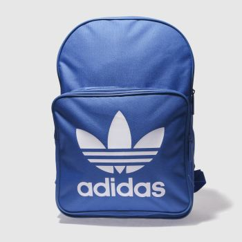 Accessories Adidas Blue Backpack Classic Trefoil Accessory