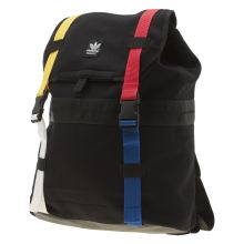 Adidas Black & Red Backpack Adventure Bags