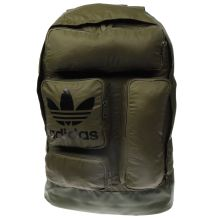 Adidas Khaki Backpack Patch Bags