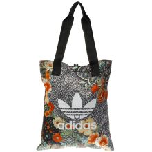 Adidas Black & Orange Shopper Jardim Agharta Bags