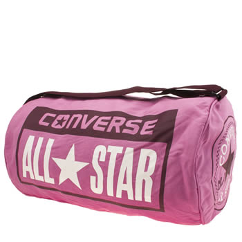 Converse Pink Legacy Duffel Bags