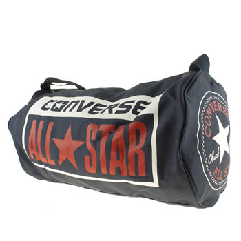 Converse Navy Legacy Duffel Bags