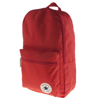 ACCESSORIES CONVERSE RED POLY BACKPACK