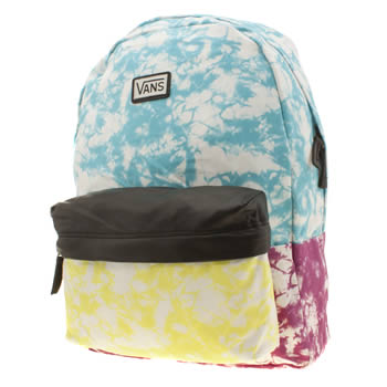 Vans Blue & Yellow Deana Bags