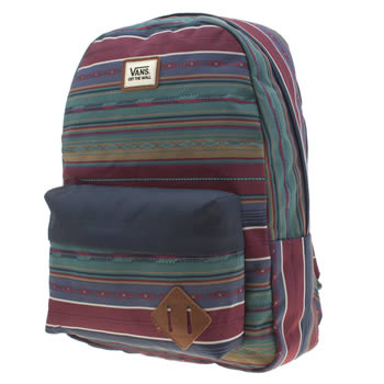 Accessories Vans Multi Old Skool Backpack Bags