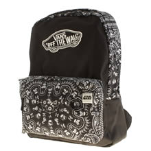 Black & White Vans X Star Wars Backpack
