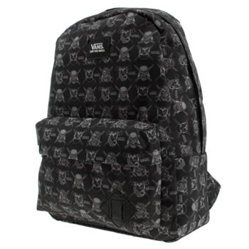 Vans Black & Grey Star Wars Old Skool Bags