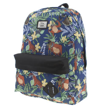 Vans Multi Disney Backpack Jungle Book Bags