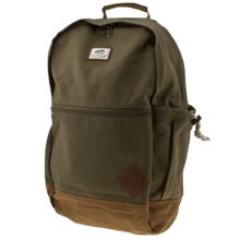 Green Vans Van Doren Ii Backpack