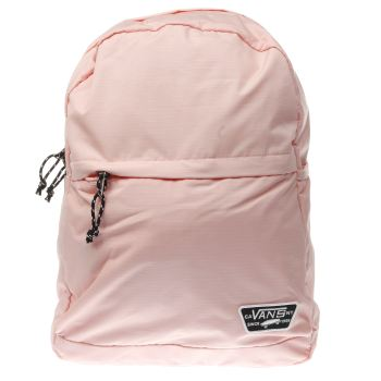 Vans Pink Pep Squad Backpack Bags