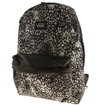 Vans Black & Grey Deana Bags