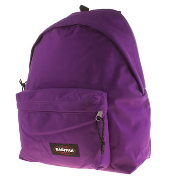 Accessories Eastpak Purple Padded Pak R Bags
