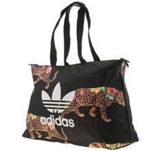 Adidas Black & Orange Oncada Shopper Bag Bags