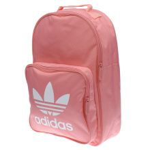Adidas Pink Backpack Classic Trefoil Bags