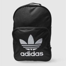 Adidas Black & White Backpack Classic Trefoil Bags