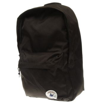 ACCESSORIES CONVERSE BLACK POLY BACKPACK