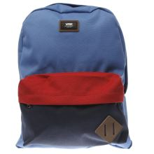 Vans Blue Old Skool Ii Backpack Bags