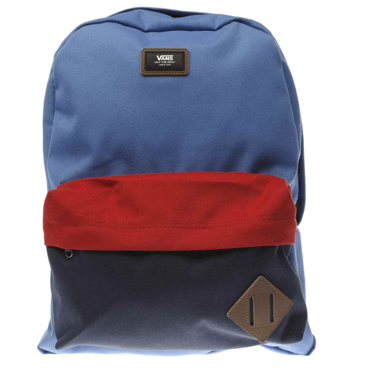 vans blue old skool ii backpack