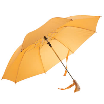 Original Duckhead Yellow Umbrella Accessory