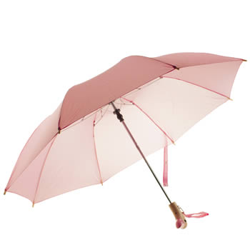 Original Duckhead Pink Umbrella Accessory