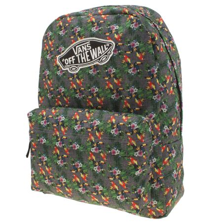 vans realm parrot backpack 1