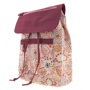 accessories babycham pink alexis paisley