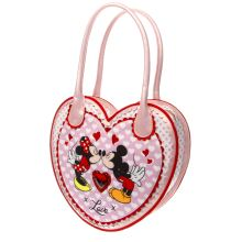 Irregular Choice Pale Pink X Disney Love N Kisses Bags